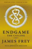 Book Cover Image. Title: Endgame:  The Calling (Endgame Series #1), Author: James Frey