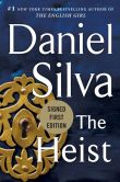 Book Cover Image. Title: The Heist (Signed Book) (Gabriel Allon Series #14), Author: Daniel Silva