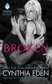 Book Cover Image. Title: Broken:  LOST Series #1, Author: Cynthia Eden
