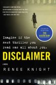 Book Cover Image. Title: Disclaimer, Author: Renee Knight