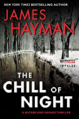 The Chill of Night (McCabe and Savage Series #2)