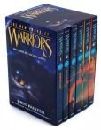 Book Cover Image. Title: Warriors:  The New Prophecy Box Set: Volumes 1 to 6: The Complete Second Series, Author: Erin Hunter