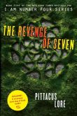 Book Cover Image. Title: The Revenge of Seven (B&N Exclusive) (Lorien Legacies Series #5), Author: Pittacus Lore