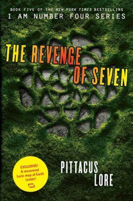 The Revenge of Seven (B&N Exclusive) (Lorien Legacies Series #5)