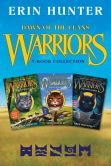 Book Cover Image. Title: Warriors:  Dawn of the Clans 3-Book Collection: The Sun Trail, Thunder Rising, The First Battle, Author: Erin Hunter