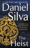 Book Cover Image. Title: The Heist, Author: Daniel Silva