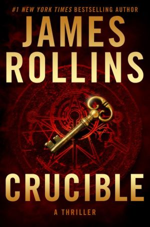 Book Crucible: A Thriller