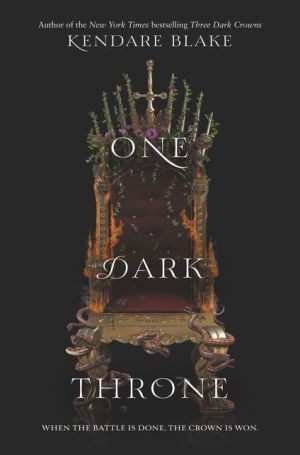 Book One Dark Throne