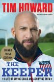 Book Cover Image. Title: The Keeper (Signed Book), Author: Tim Howard
