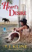 Book Cover Image. Title: Heart's Desire, Author: T. J. Kline