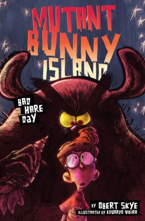Book Mutant Bunny Island #2: Bad Hare Day