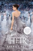 Book Cover Image. Title: The Heir (B&N Exclusive Edition) (Selection Series #4), Author: Kiera Cass