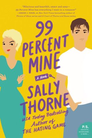 Book 99 Percent Mine: A Novel