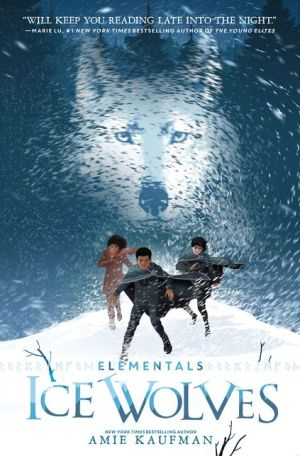 Book Elementals: Ice Wolves
