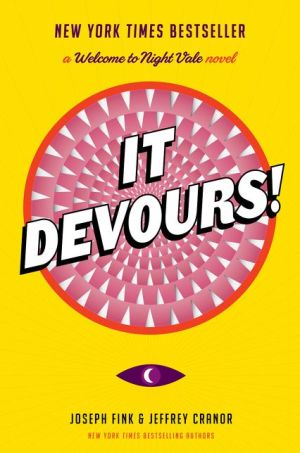 Book It Devours!: A Welcome to Night Vale Novel