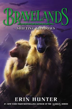 Book Bravelands #4: Shifting Shadows