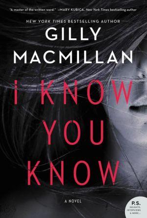 Book I Know You Know: A Novel