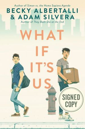 Book What If It's Us