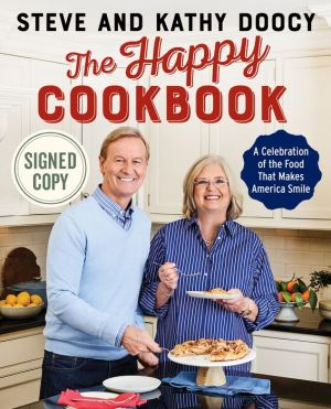 The Happy Cookbook: A Celebration of the Food That Makes America Smile