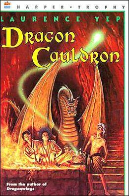 Dragon Cauldron (Dragons of the Sea Series)