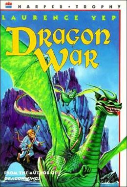 Dragon War (Dragons of the Sea Series)