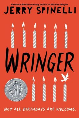 Wringer by Jerry Spine...