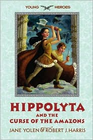 Hippolyta and the Curse of the Amazons (Young Heroes Series #2)