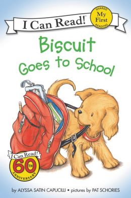 Biscuit Goes to School (My First I Can Read Series)