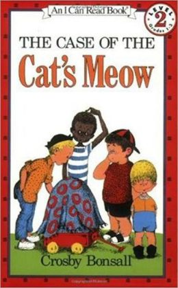 The Case of the Cat's Meow: (I Can Read Book Series: Level 2)