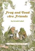 Book Cover Image. Title: Frog and Toad Are Friends (I Can Read Book Series:  Level 2), Author: Arnold Lobel