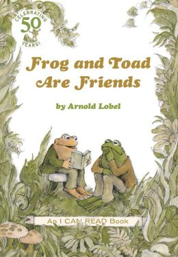 Frog and Toad Are Friends (I Can Read Book Series: Level 2)