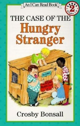 The Case of the Hungry Stranger (I Can Read Book 2 Series)