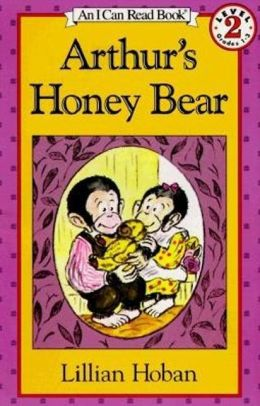 Arthur's Honey Bear: (I Can Read Book Series: Level 2)