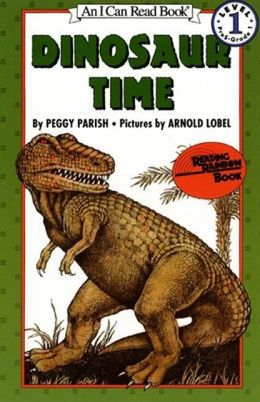 Dinosaur Time (I Can Read Book Series: Level 1)