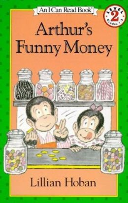 Arthur's Funny Money (I Can Read Book Series: Level 2)