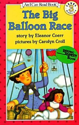 The Big Balloon Race (I Can Read Book Series: Level 3)