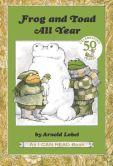 Book Cover Image. Title: Frog and Toad All Year (I Can Read Book Series:  Level 2), Author: Arnold Lobel