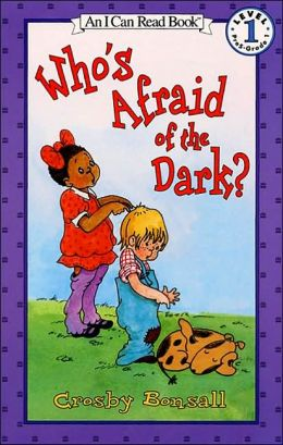 Who's Afraid of the Dark? (I Can Read Book Series: Level 1)