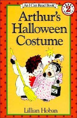 Arthur's Halloween Costume: (I Can Read Book Series: Level 2)