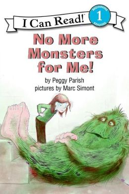 No More Monsters for Me! (I Can Read Book Series: Level 1)