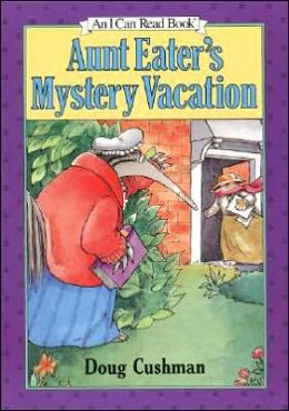 Aunt Eater's Mystery Vacation: (I Can Read Book Series: Level 2)