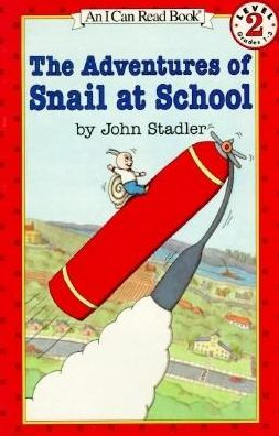 The Adventures of Snail at School: (I Can Read Book Series: Level 2)