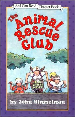 The Animal Rescue Club (I Can Read Book 4 Series)