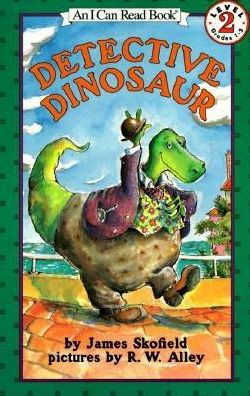 Detective Dinosaur (I Can Read Book 2 Series)
