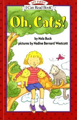 Oh, Cats! (My First I Can Read Book Series)