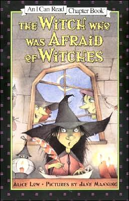 The Witch Who Was Afraid of Witches (I Can Read Book 4 Series)