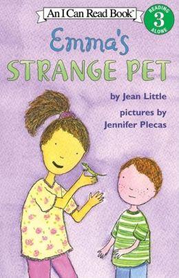 Jennifer Plecas, Emma's Strange Pet