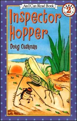 Inspector Hopper (I Can Read Book Series: Level 2)