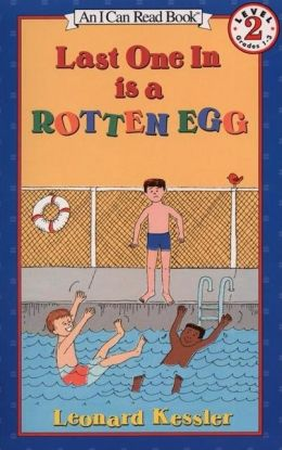 Last One In Is a Rotten Egg: (I Can Read Book Series: Level 2)