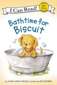 Book Cover Image. Title: Bathtime for Biscuit (My First I Can Read Series), Author: Alyssa Satin Capucilli